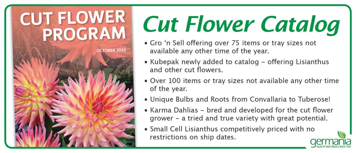Cut Flower Catalog